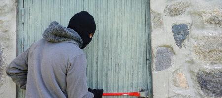 Austin security camera installation burglar